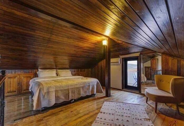 ALAYAZ HOTEL, Cesme, Tradičný loftový byt, 1 extra veľké dvojlôžko (Traditional Loft1King Bed Nobreakfast), Hosťovská izba
