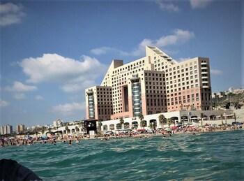 海法奢華海灘公寓飯店的相片