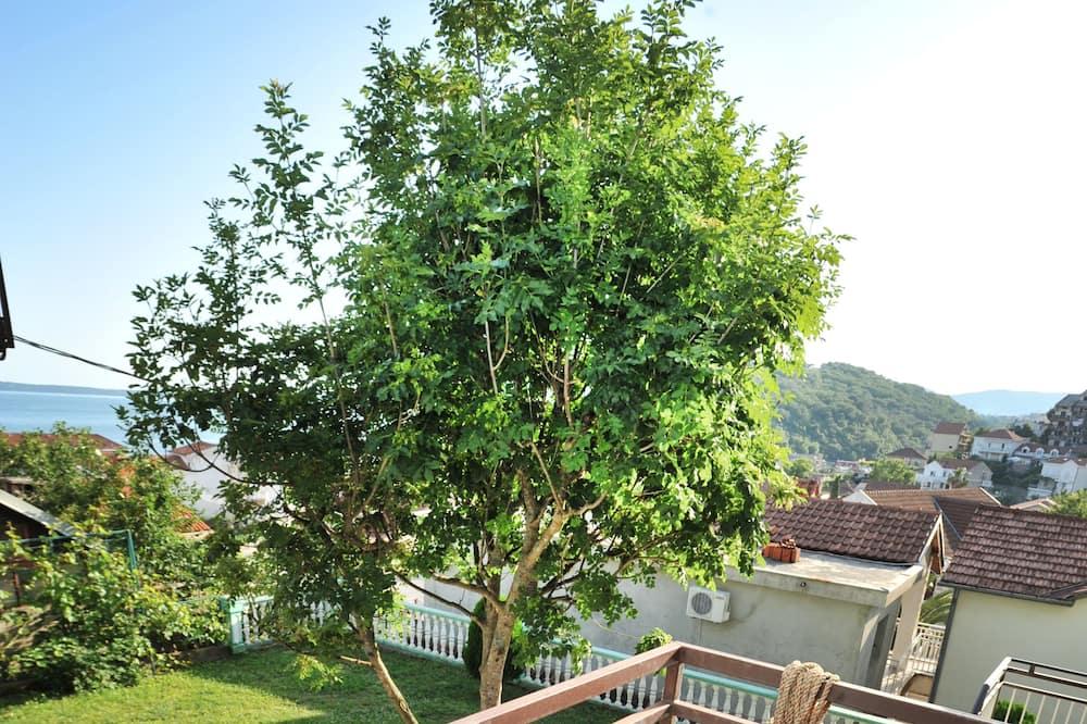 Apartament typu Comfort, balkon, widok na morze - Balkon