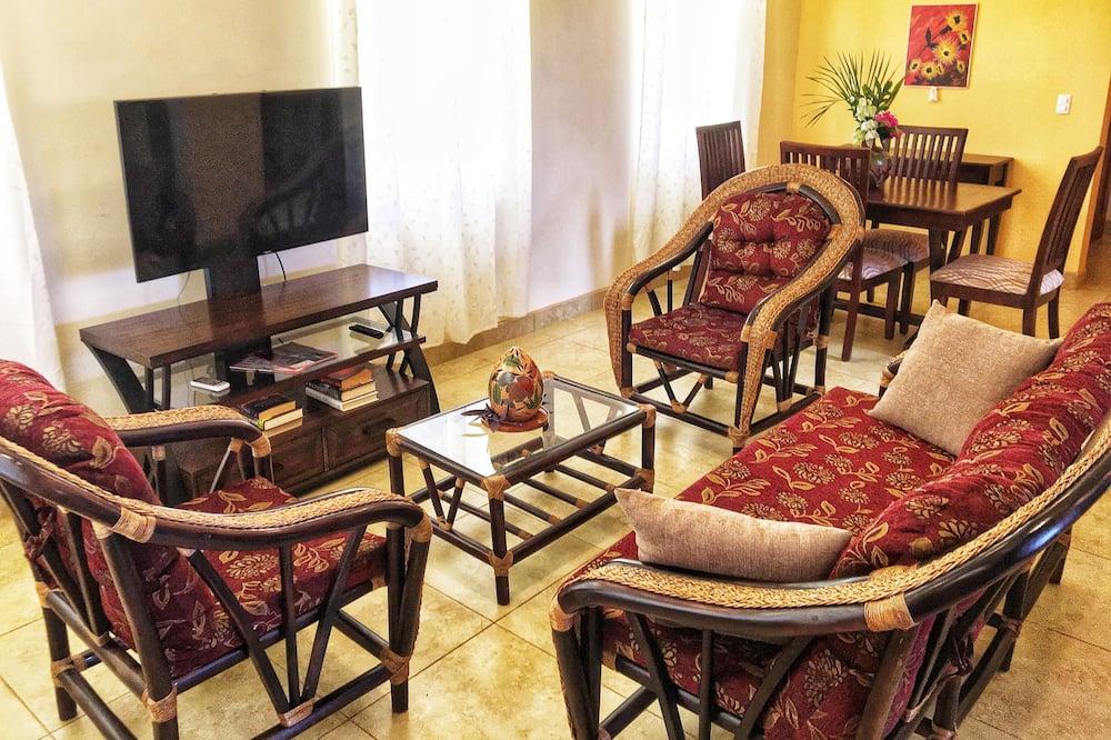 Casa Deluxe, varias habitaciones, para no fumadores - Sala de estar
