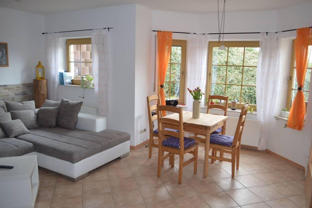 דירה, חדר שינה אחד (4 guests) - אזור אוכל בחדר