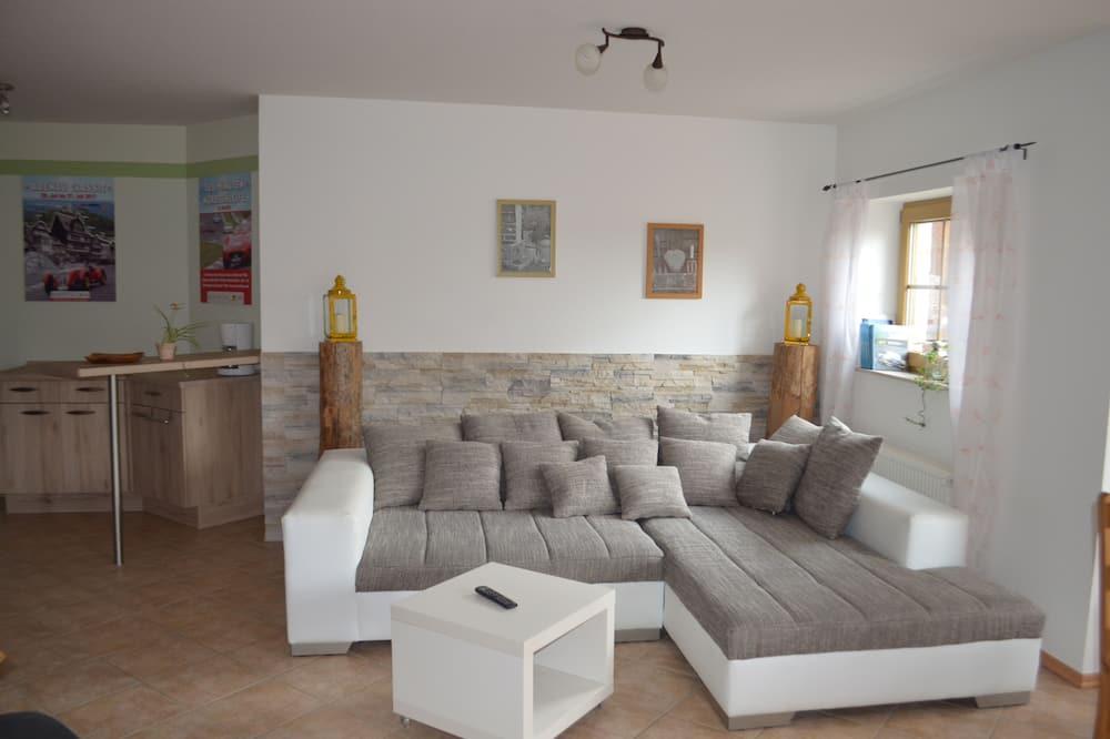 דירה, חדר שינה אחד (3 guests) - אזור מגורים