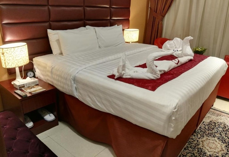 Alwan Al Aseel, Mecka, Gästrum