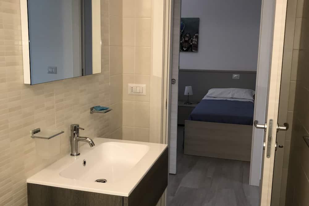 公寓, 2 間臥室 - 浴室