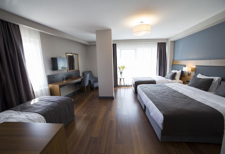 MD Barbaros Hotel, Canakkale, Triple Room, Bilik Tamu