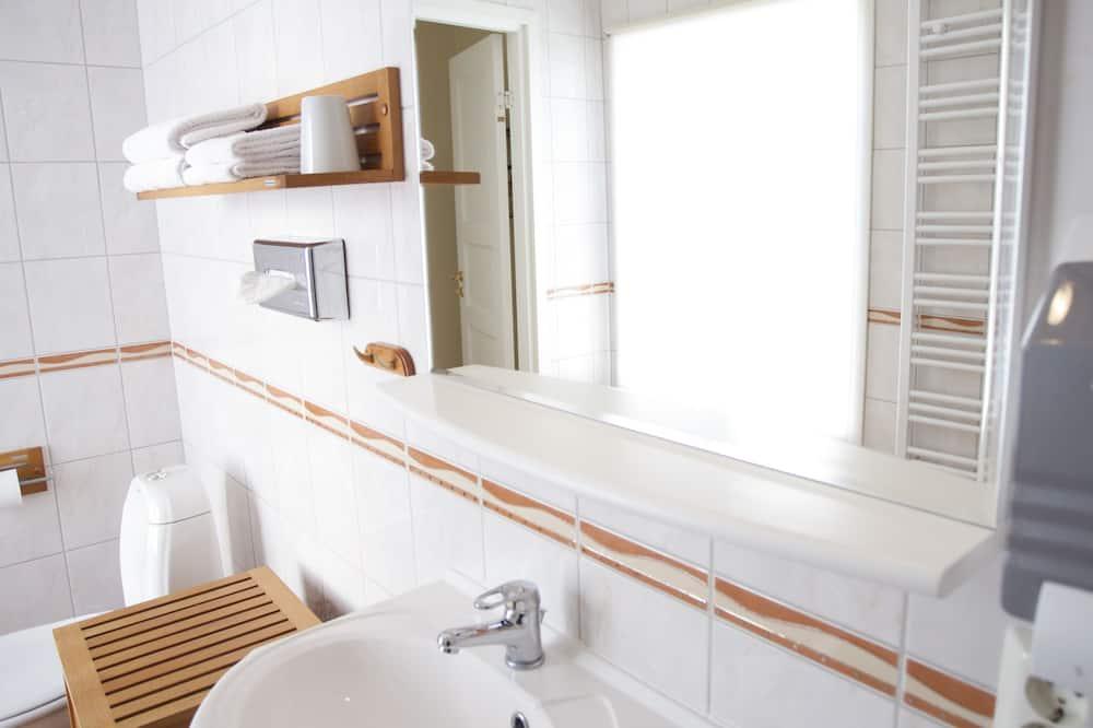 Habitación familiar - Lavabo en el baño