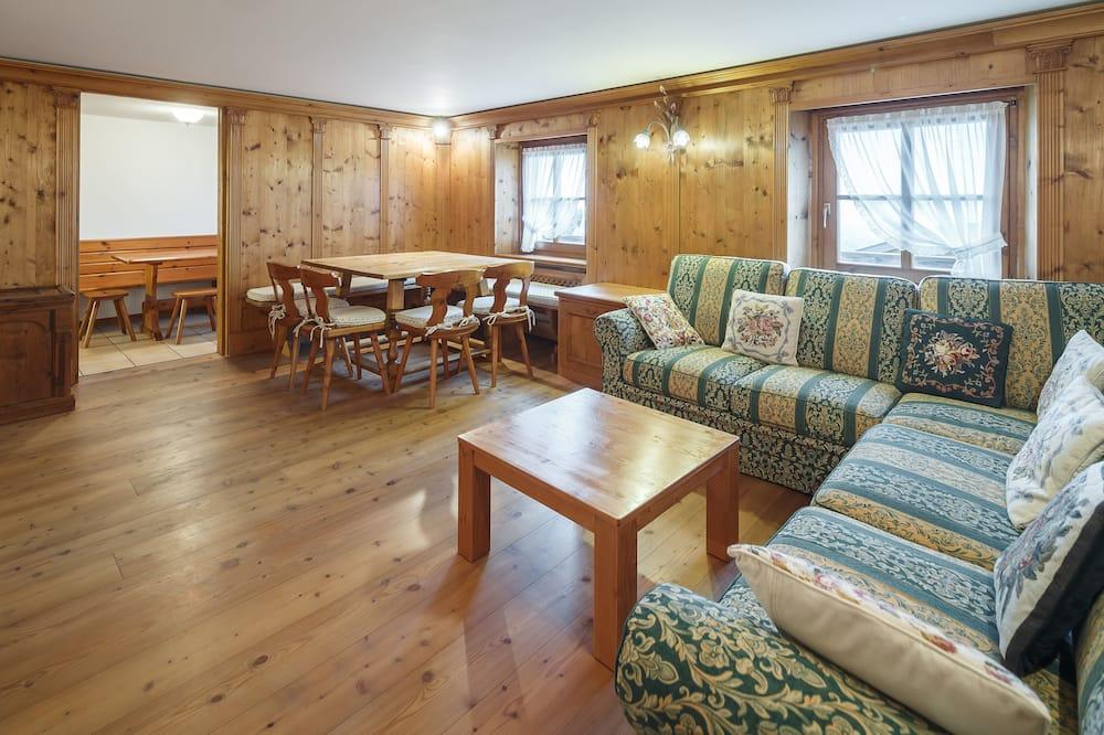 Huoneisto, 2 makuuhuonetta - Olohuone