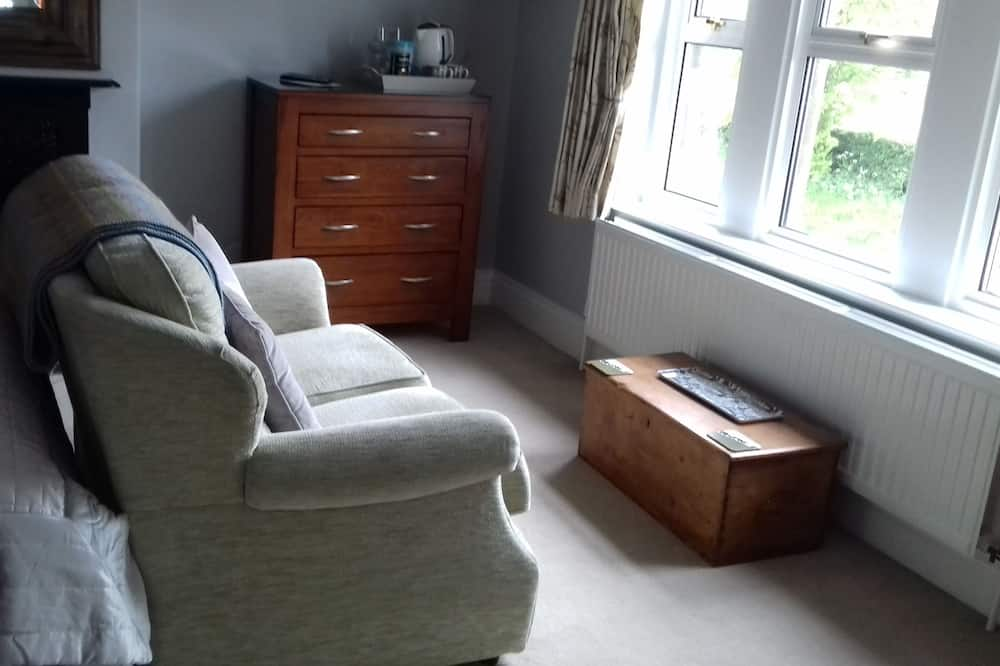Divvietīgs numurs, skats uz ieleju (Room 1 ) - Dzīvojamā zona