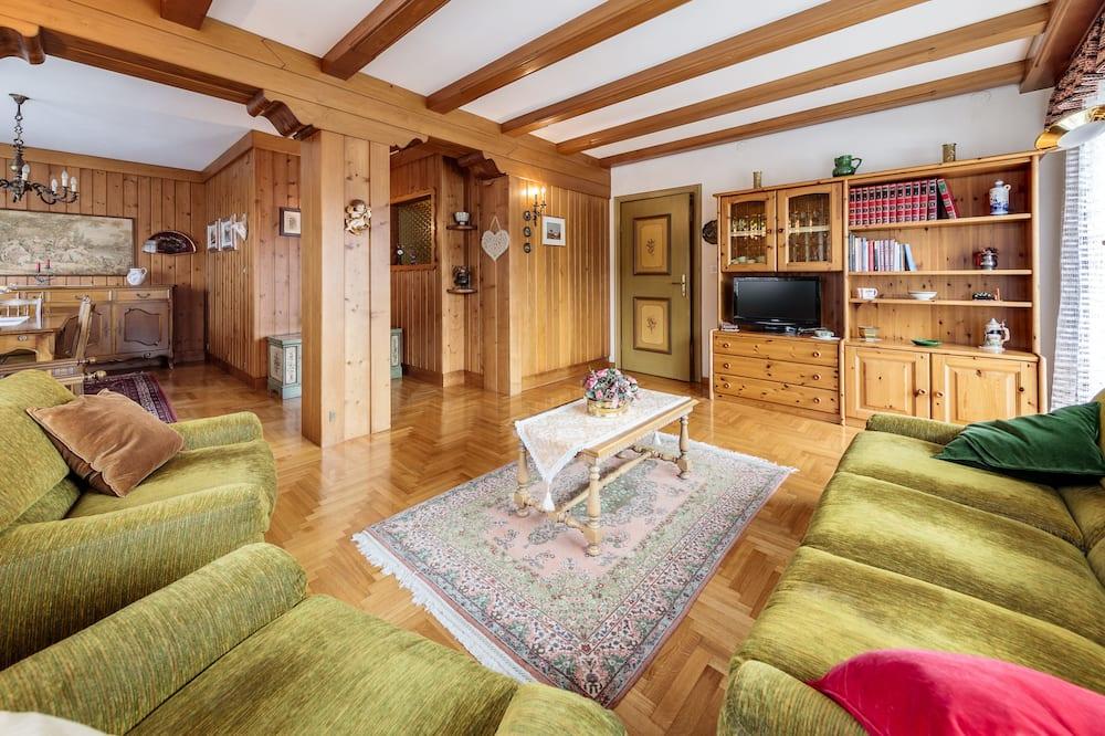 Appartement, 4 chambres - Salle de séjour