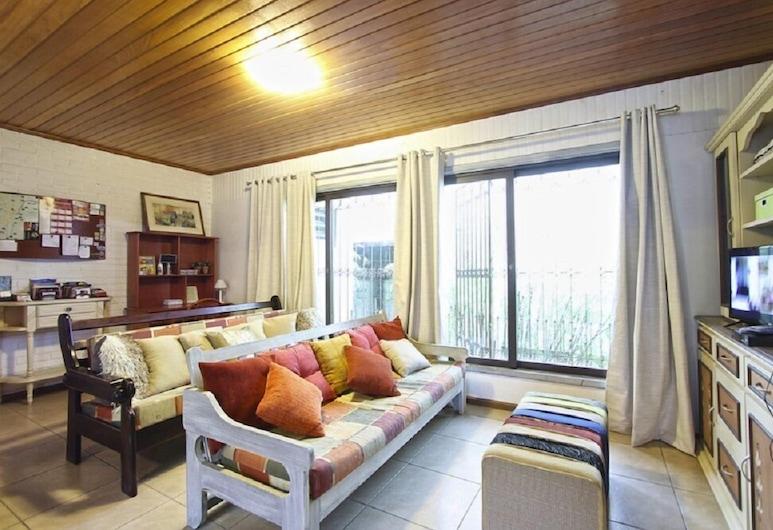 My Home - Grande Central Gramado, Gramado, Māja, Dzīvojamā istaba