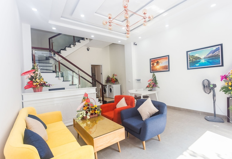 雙子公寓酒店, 峴港, 大堂閒坐區