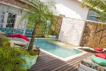 依拉貝拉里湖阿旅館的相片