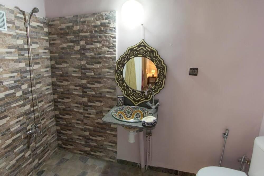 Twin Room (Room 3) - Bathroom Shower