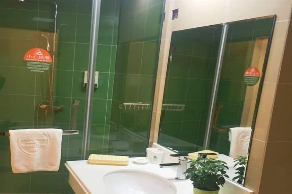 Business szoba két külön ággyal - Fürdőszoba
