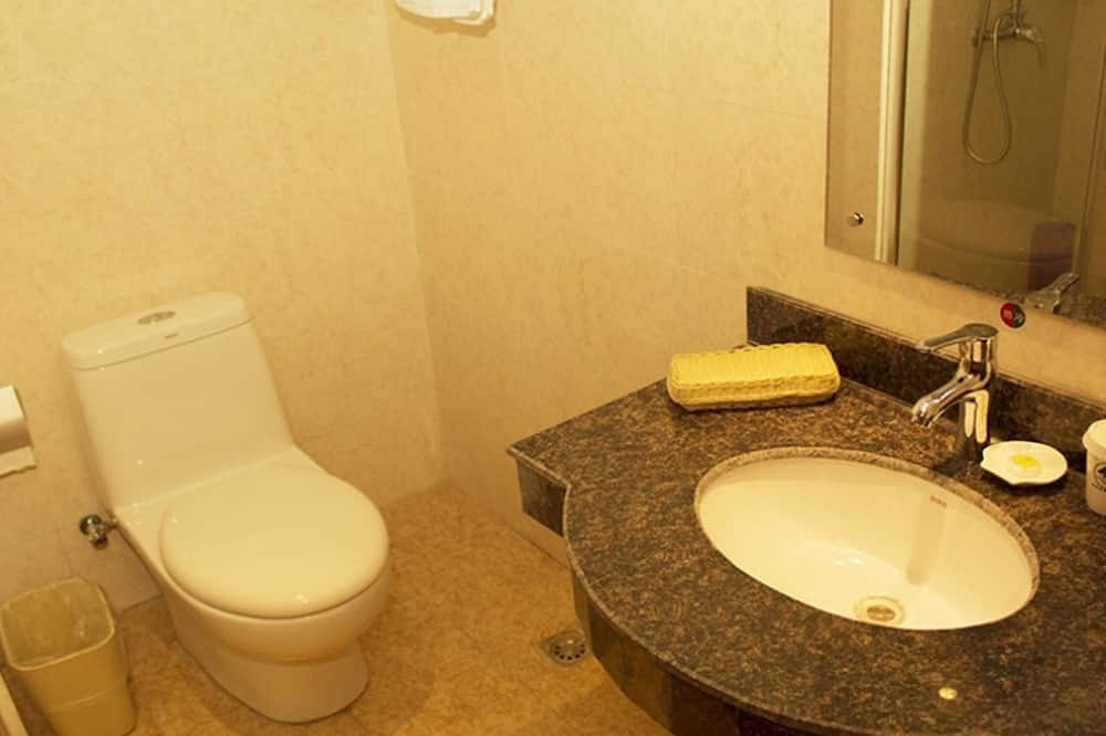 Rodinná izba - Umývadlo v kúpeľni