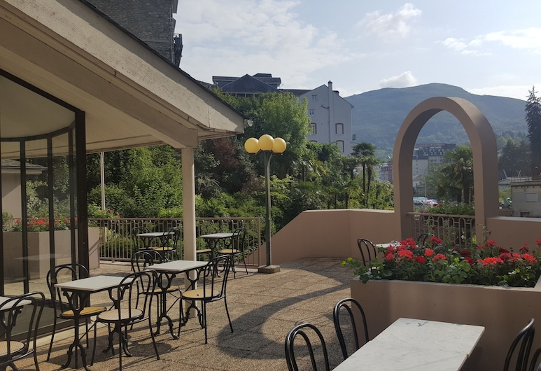 Hôtel Hélianthe, Lourdes, Teras/Veranda