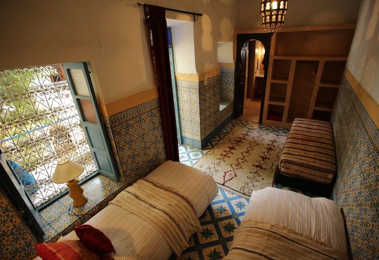 達爾拉哈飯店, 馬拉喀什, 舒適三人房, 客房