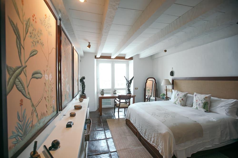 Suite, 2 camere da letto, balcone (Duplex) - Bagno