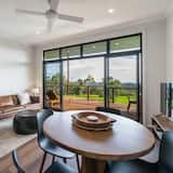 Eco Deluxe Cabin # 2 - Living Area