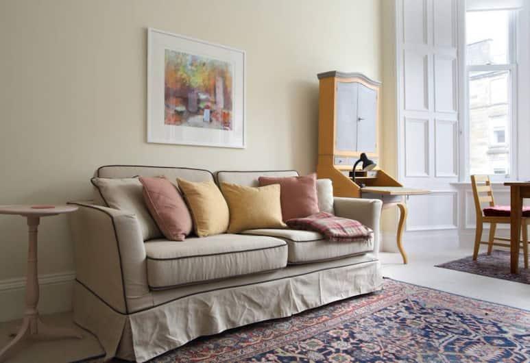 1 Bedroom Flat Near City Centre, Edinburgh, Appartement, 1 slaapkamer, Woonruimte