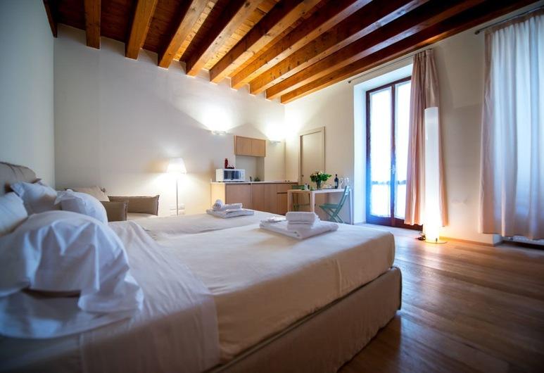 Massimago Wine Suites, Verona, Luksuzni suite, Soba za goste