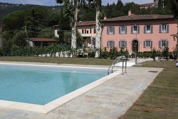 皮斯托雅安格諾拉奇歐時代住宅別墅酒店的圖片