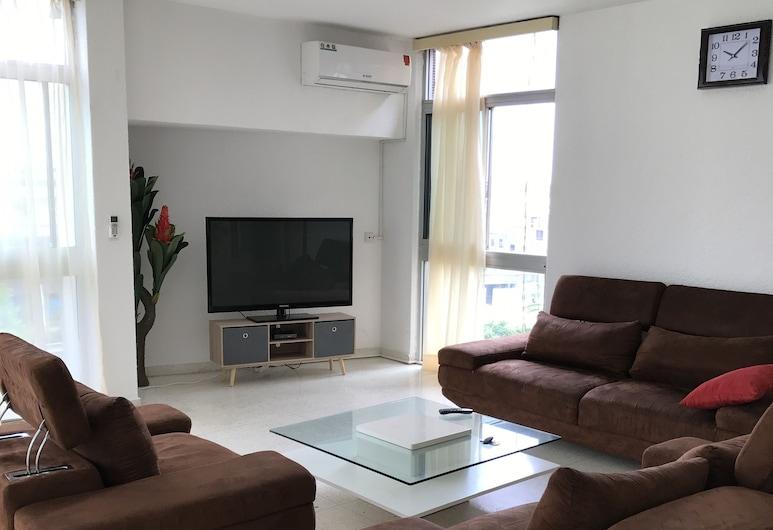 Residence M&N Golf, Abidjan, Basic-lejlighed - 2 soveværelser, Stue