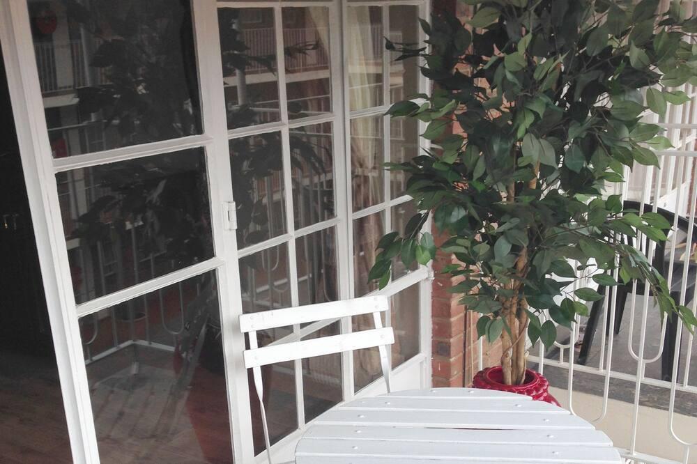 Comfort-Apartment, 2Schlafzimmer - Terrasse/Patio