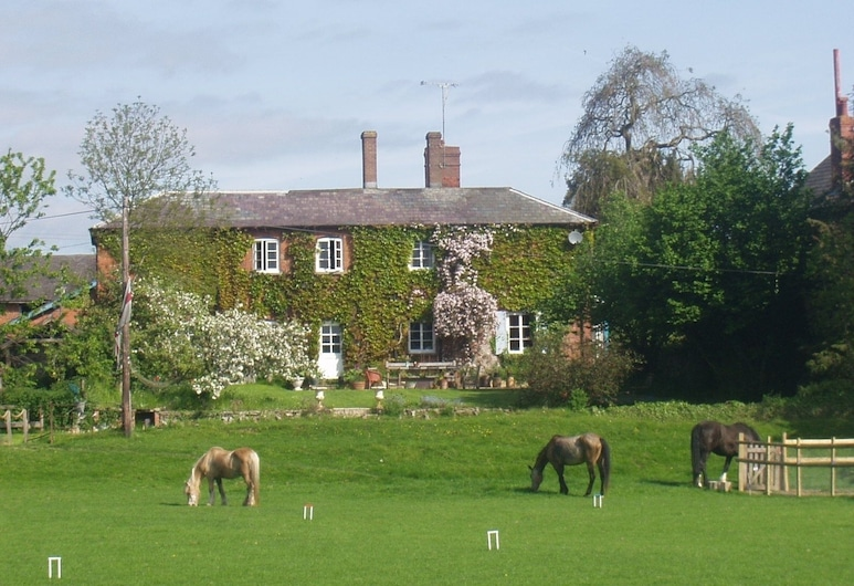 Lower Buckton Country House - Sleeps 12, Craven Arms