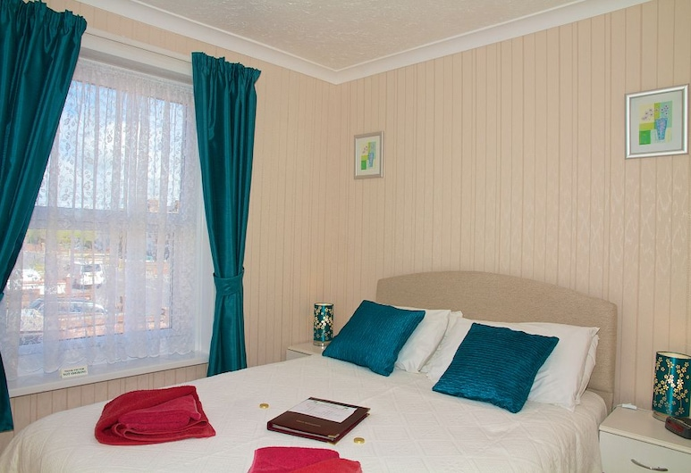 Palm Court, Weymouth, Double Room, Guest Room