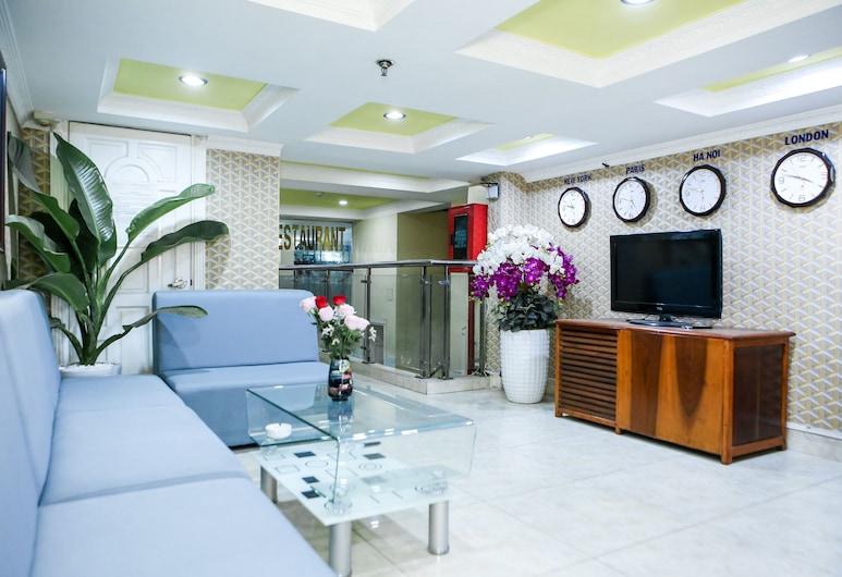 Blue Sapphire Hotel & Apartment, Ho Chi Minh City, Lobby Sitting Area
