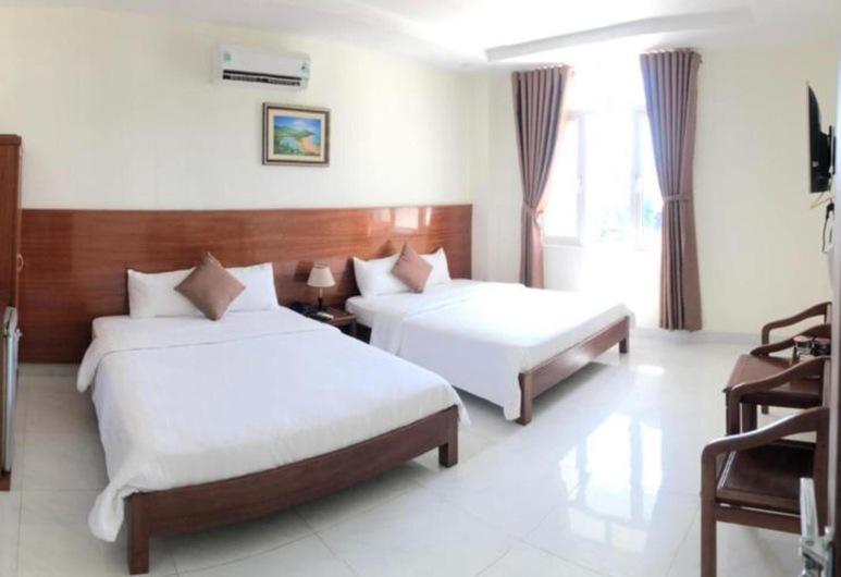 Thanh Hung Hotel, Quy Nhon, Deluxe vierpersoonskamer, Kamer
