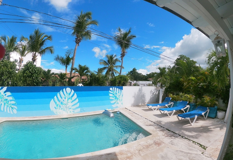 B&B Villa Luna, Сан-Рафаэль-дель-Юма, Номер «Эконом», Вид из номера