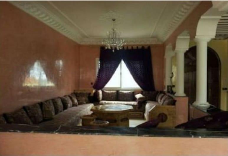 Villa Molechat, Dar Bouazza, Villa, Coin séjour