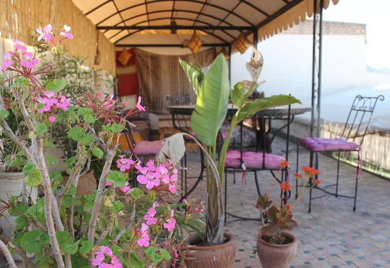Dar Bahija, Fes, Terrace/Patio