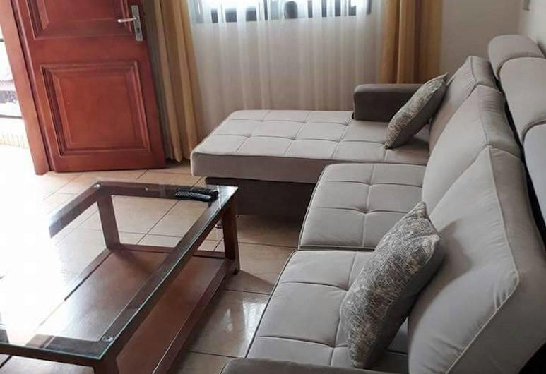 Residence bellevue 2, Abidjan, Lejlighed - 1 soveværelse, Stue