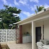Perhetalo, 2 makuuhuonetta - Terassi/patio