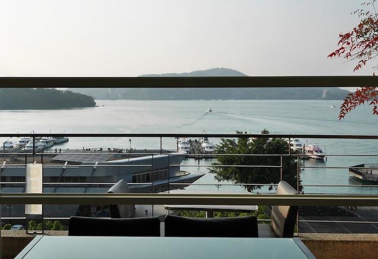 Cherng Yuan Hotel, Yuchi, Balcony