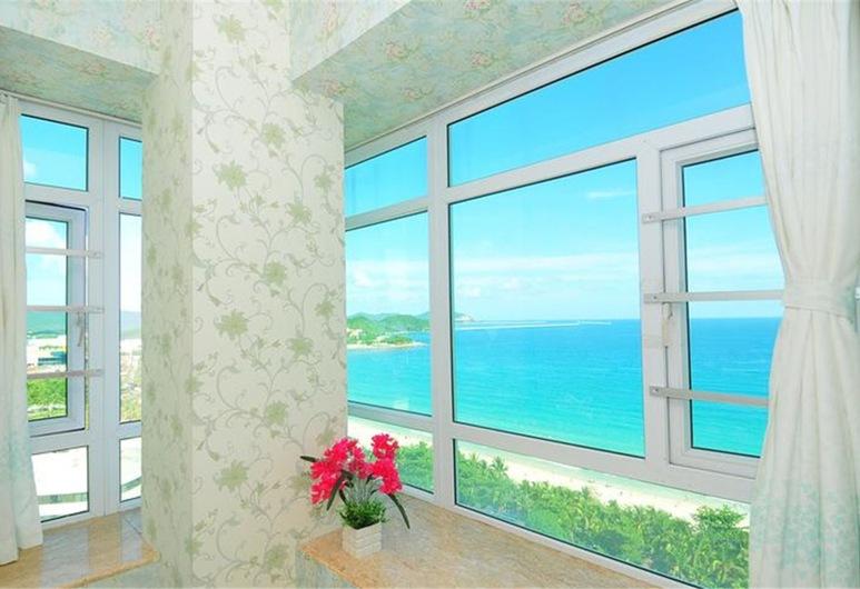 三亞藍海港灣度假公寓, 三亞市, 豪華海景四室兩廳套房, 客房