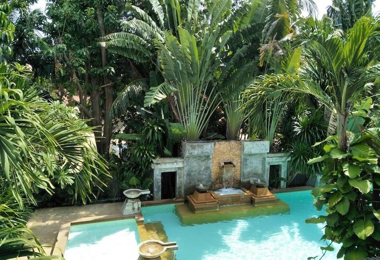 Holiday Park Hotel, Ko Samui, Air Terjun di Kolam