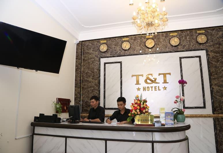 T&T Hotel Dalat, Da Lat, Reception