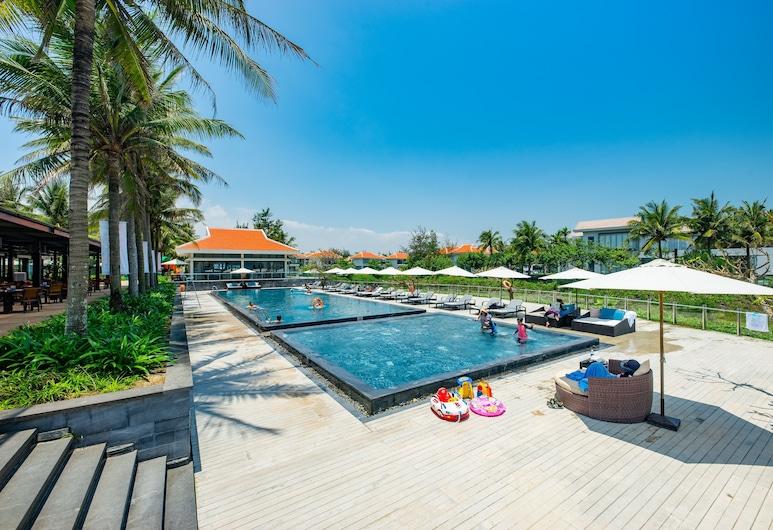 Vacation Homes Perfect Point Villa, Da Nang, Außenpool