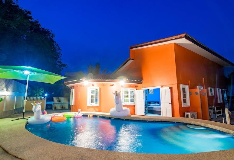 華欣班坎迪泳池別墅酒店, 華欣