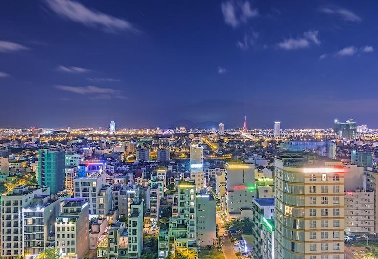 峴港巴科納飯店, 峴港, 三人房, 陽台, 城市景觀, 客房