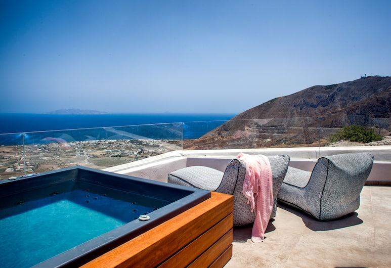 SANTORINI SOUL VILLAS, Santorini, Villa, Hot Tub, Sea View (Villa S), Room