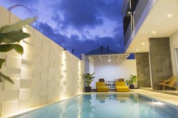 A(z) Kubu Kutus Homestay hotel fényképe itt: Munggu