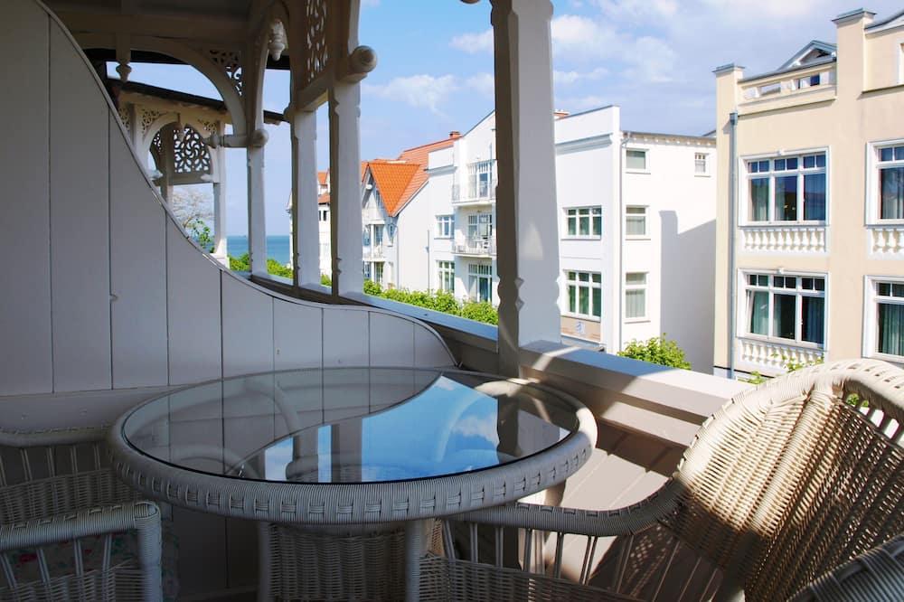 Pokój dwuosobowy typu Comfort, balkon - Balkon