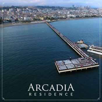Picture of Arcadia Apart Residence in Atakum