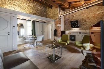 在维罗纳的布伦佐尼宫住宅酒店照片