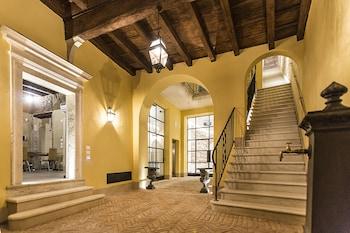 Obrázek hotelu RESIDENZA PALAZZO BRENZONI ve městě Verona (a okolí)